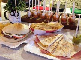 Un total de 12 propuestas gastronómicas se darán cita este fin de semana en el mercado de comida 'Calle Gourmet'