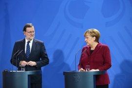 Merkel defiende el principio de integridad territorial de los Estados de la UE