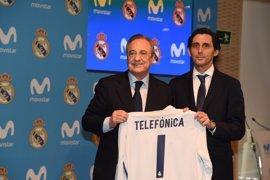 """Real Madrid y Telefónica se unen para """"conectar"""" a todos los aficionados en el mundo"""