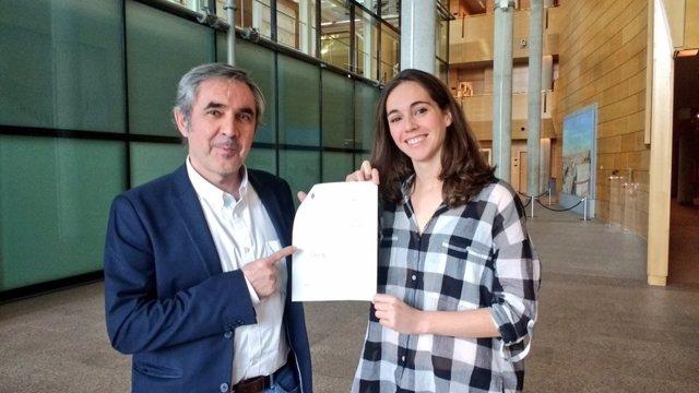 Documento de las enmiedas de Podemos