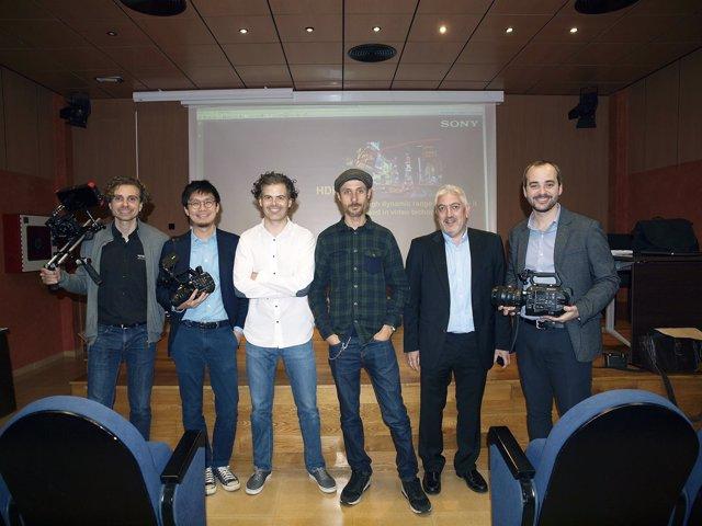 Jornadas sobre vídeo en 4K en el Cesag