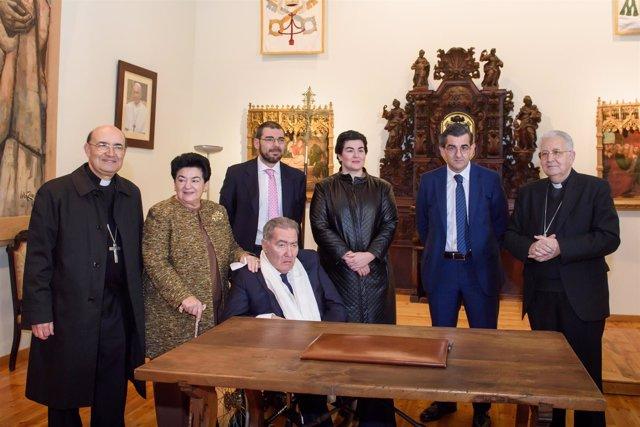 Acuerdo oficial de HM Hospitales y la Diócesis de León