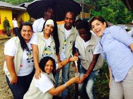 Pies Descalzos y UNIR impulsan unas prácticas para potenciar la labor social de los alumnos en Colombia