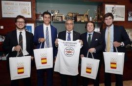 'Barcelona con la selección' pide el apoyo a LaLiga y COE para acoger un partido de España en Cataluña