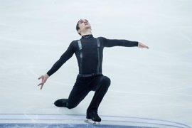 Javier Fernández se acerca al oro con el mejor Corto de su carrera