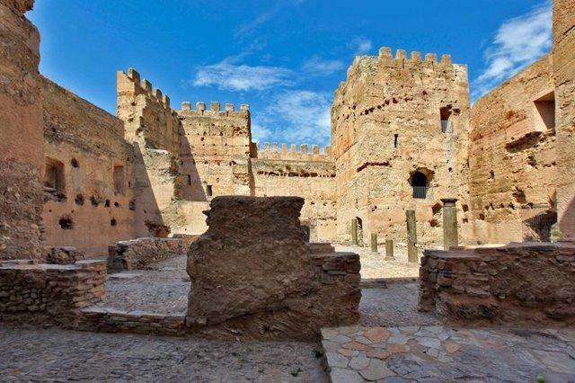 Castillo de Yanguas, en Soria.