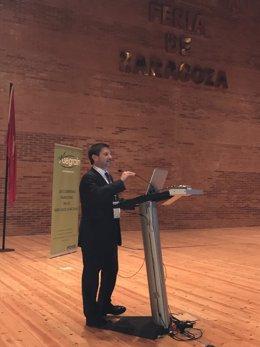 El presidente del Puerto de Tarragona Josep Andreu