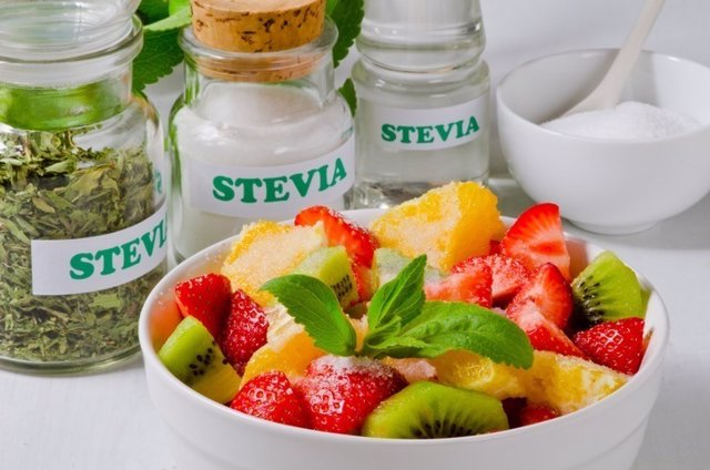 Stevia, edulcorante