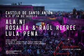 ALA.NI, Lula Pena y el flamenco de Rosalía, al Festival Noroeste