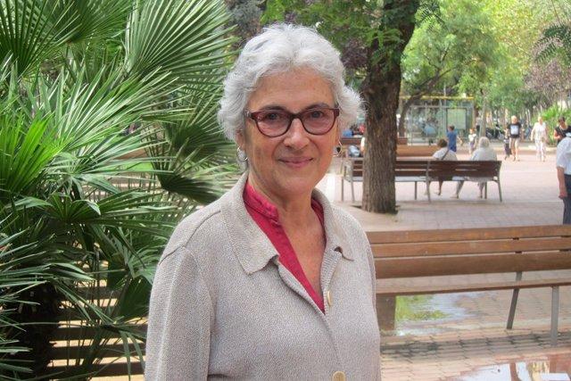 Muriel Casals (Òmnium Cultural)
