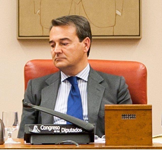 Agustín Conde, diputado del PP por Toledo