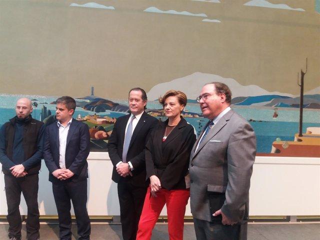 Exposición de Abanca