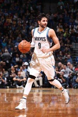 Ricky Rubio (Minnesota Timberwolves)