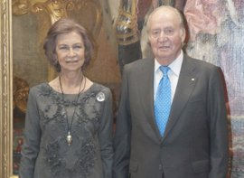 Los Reyes eméritos inaugurarán dos exposiciones en Madrid la semana próxima