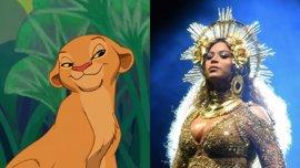 Disney quiere que Beyoncé sea Nala en el remake de El Rey León
