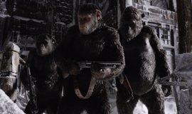 César busca venganza en el nuevo tráiler de La guerra del planeta de los simios