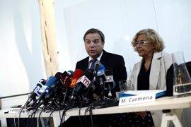 Carmona cree que PSOE debe decidir si entra a gobernar con Carmena o si hace oposición tras elegir al secretario general