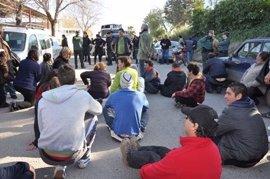 Certificada la condición de diputado de Cañamero en la causa de la huelga de El Coronil