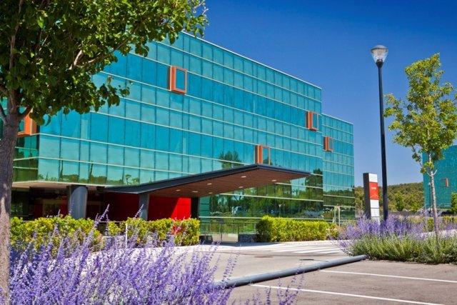 El parque empresarial Vallsolana Golden Business Park