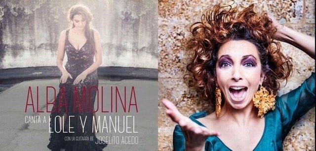Alba Molina y Rosario Toledo en el Teatro Lope de Vega