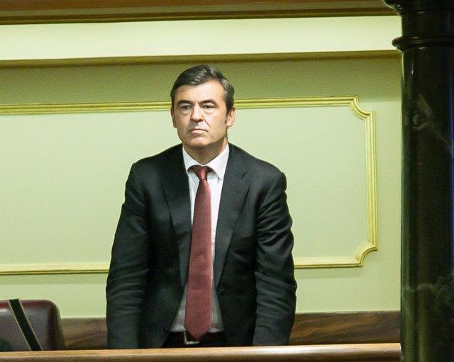 Ricardo Cortés Lastra, diputado del PSOE
