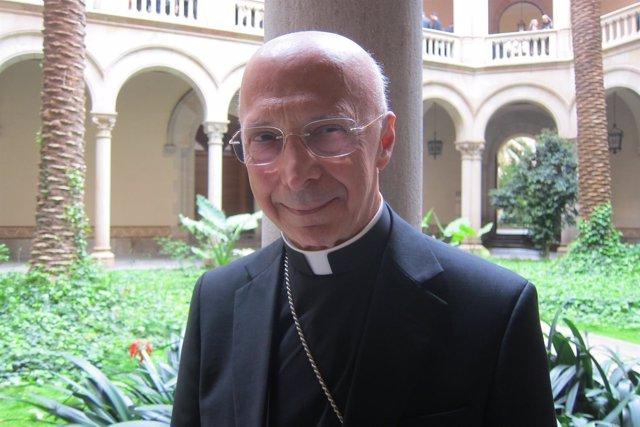 El presidente del Consejo de Conferencias Episcopales de Europa, Angelo Bagnasco
