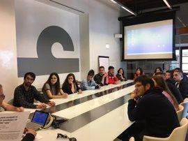 Alumnos de Artes y Oficios participan un taller del IAJ contra el racismo y la xenofobia