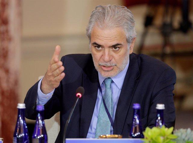 Comisario europeo de Ayuda Humanitaria y Gestión de Crisis, Christos Stylianides