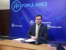 PP alerta de que el déficit era del 0,23% en enero y acusa a Page de mentir
