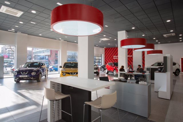 Concesionario Ibericar Reicomsa Nissan en Julián Camarillo