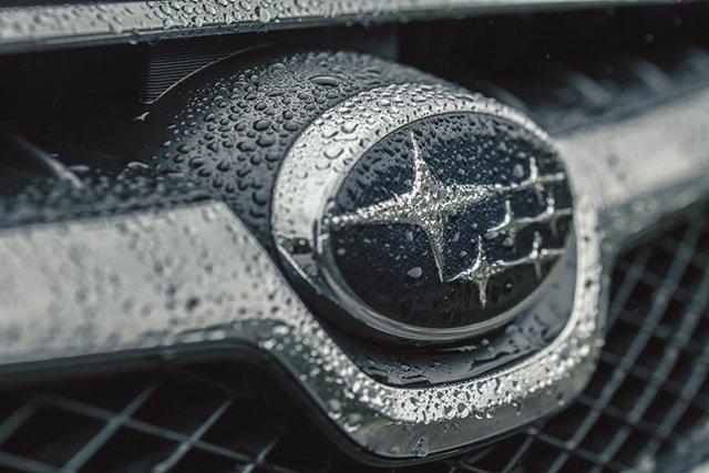 Logotipo de Subaru