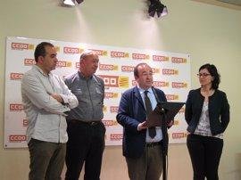 PSC y PSOE recurrirán el martes ante el TC los Presupuestos que financian el referéndum