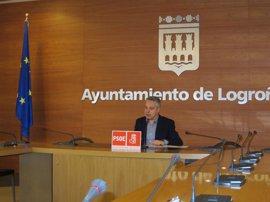 PSOE exigirá la creación de un reglamento del archivo municipal de Logroño junto a una Comisión calificadora