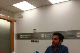 "Sémper afirma que el acto del 7 de abril no busca ""contraprogramar"" la ""rúbrica de la derrota de ETA"""