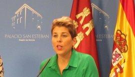 """Gobierno murciano advierte que """"González Tovar miente"""" y Ciudadanos """"se deja engañar"""""""