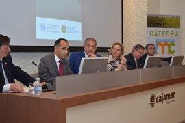 La Cátedra de la UPCT y el Sindicato de Regantes experimentará para optimizar el riego con agua desalinizada