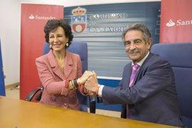Los británicos podrán comprar viajes a Cantabria en la web del Santander