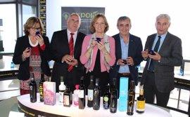 Ortiz destaca la excelencia de los aceites de oliva vencedores de los Premios a la Calidad de Expoliva 2017