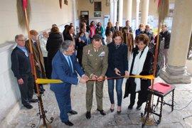 """La muestra 'Personajes y Símbolos' encuentra un """"oasis de comprensión"""" en el Palacio Real de Valladolid"""