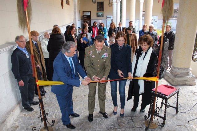 Valladolid. Inauguración de 'Personajes y Símbolos'