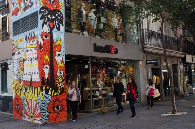 Tiendas, tienda, Kootiko, tienda de ropa, tiendas de Fuencarral, compras
