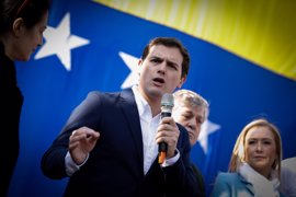 """Ciudadanos condena el """"autogolpe de Estado"""" de Maduro en Venezuela"""