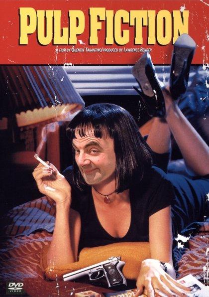 Mr. Bean hasta en la sopa: Internet y el Photoshop lo han hecho posible (y es gracioso)