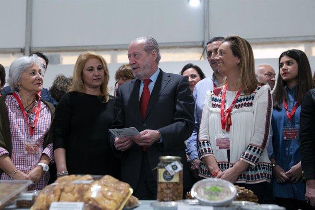 Inauguración dela Feria de  Dulces de Cuaresma