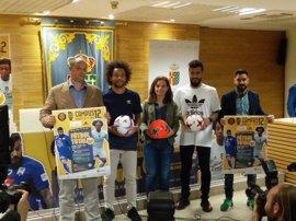 Marcelo presenta su nuevo campus en Getafe con hasta tres modalidades de fútbol