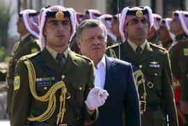 Trump recibirá al rey de Jordania el 5 de abril en la Casa Blanca