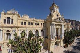El Ayuntamiento de Málaga reduce su deuda en 53 millones en el ejercicio 2016, según el Banco de España