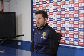 """Simeone: """"El Málaga siempre nos ha costado mucho en La Rosaleda"""""""