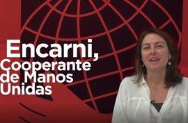 """Encarni, cooperante: """"Antes había una cooperación mas paternalista pero ahora se está reduciendo"""" #10Años10Voces"""
