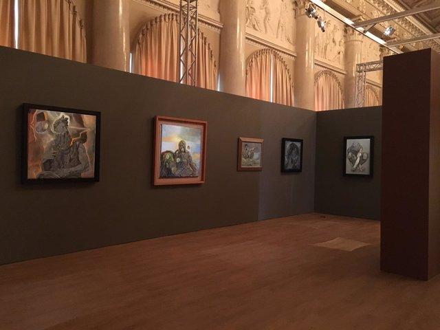 Salvador Dalí. Surrealist and Classicist en el Museo Fabergé de San Petersburgo